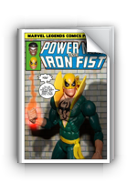 Iron Fist Gauntlet
